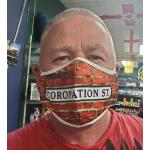 Coronation St Mask